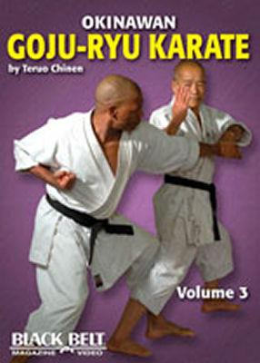 Master Teruo Chinen Okinawan Goju Ryu Volume 3